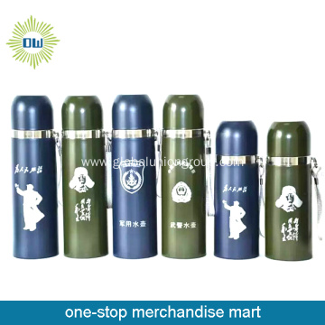 500ML Cartoon Thermos Vacuum Flask